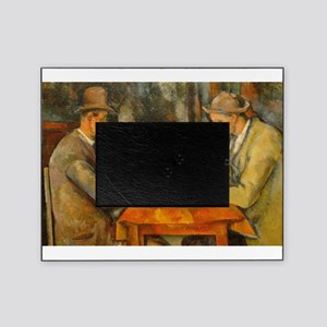 Famous Paintings: The Card Players Picture Frame