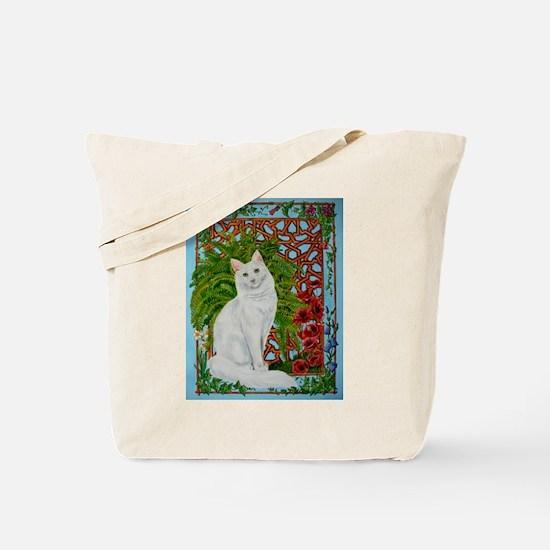 Snowis Garden Tote Bag