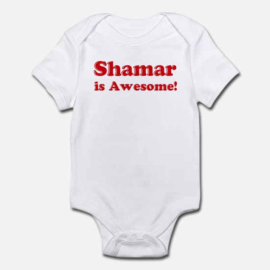 Shamar is Awesome Infant Bodysuit