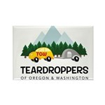 TowLogo Rectangle Magnet (10 pack)