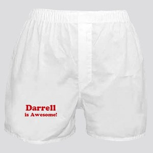 Darrell is Awesome Boxer Shorts