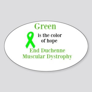 End Duchenne Sticker