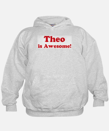 Theo is Awesome Hoodie