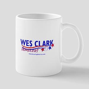 """""""Wes Clark Dem"""" Mug"""
