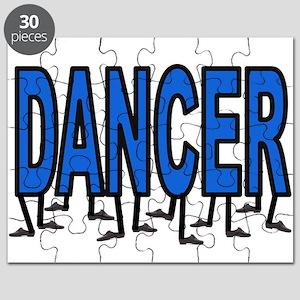 DANCING FEET Puzzle