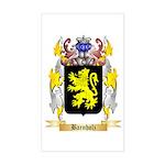 Barnholz Sticker (Rectangle)