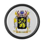 Barnholz Large Wall Clock