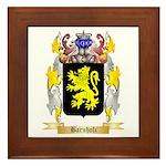 Barnholz Framed Tile