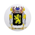 Barnholz Ornament (Round)