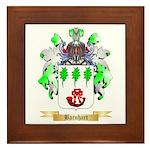 Barnhart Framed Tile