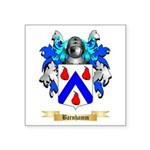 Barnhamm Square Sticker 3
