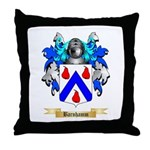 Barnhamm Throw Pillow