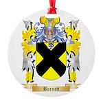 Barnett Round Ornament