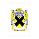 Barnett Sticker (Rectangle 10 pk)