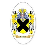 Barnett Sticker (Oval)