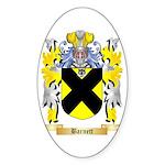 Barnett Sticker (Oval 50 pk)