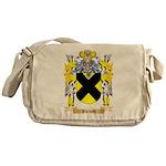 Barnett Messenger Bag