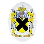Barnett Ornament (Oval)