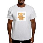 Champion Sound Lion Ash Grey T-Shirt