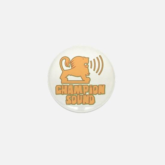Champion Sound Lion Mini Button