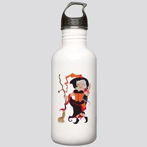 Granny Hex Stainless Water Bottle 1.0L