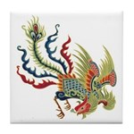 Chinese Phoenix Tile