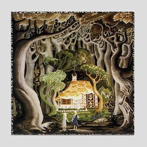 Hansel & Gretel Tile Coaster