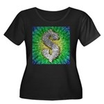 Dollar Sign Pop Art Plus Size T-Shirt