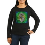 Dollar Sign Pop Art Long Sleeve T-Shirt
