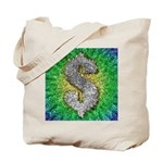 Dollar Sign Pop Art Tote Bag