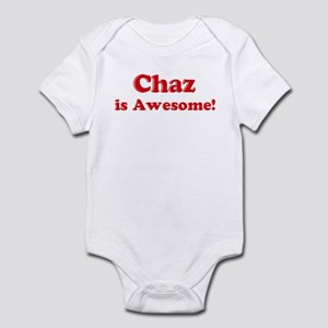 Chaz is Awesome Infant Bodysuit