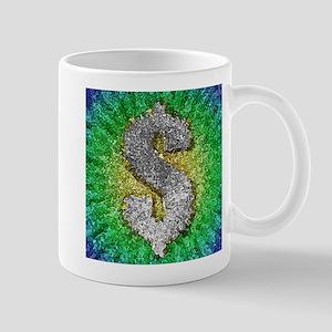 Dollar Sign Pop Art Mug