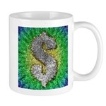 Dollar Sign Pop Art Mug