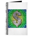 Dollar Sign Pop Art Journal