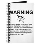 San Onofre Great White Shark Journal
