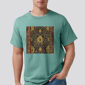 William Morris Persian C Mens Comfort Colors Shirt