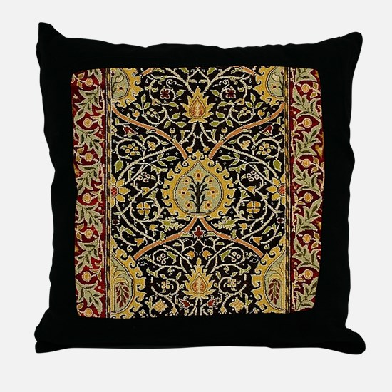 Cute Persian Throw Pillow