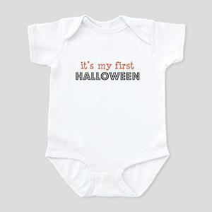 It's my 1st Halloween Infant Bodysuit