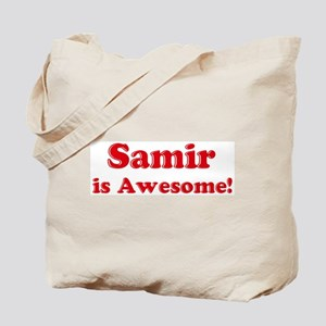 Samir is Awesome Tote Bag