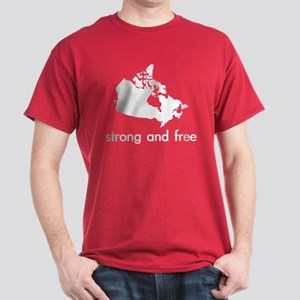 Strong and Free Dark T-Shirt