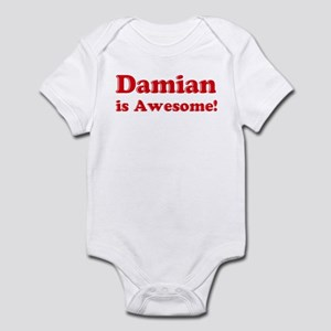 Damian is Awesome Infant Bodysuit