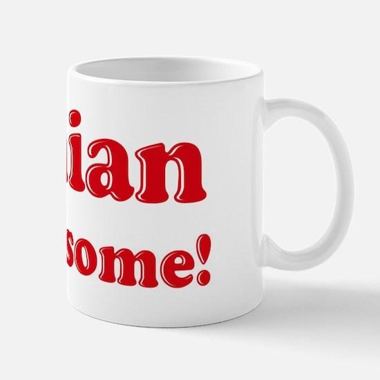 Damian is Awesome Mug