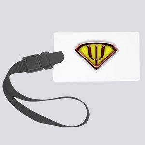 superman copy Luggage Tag