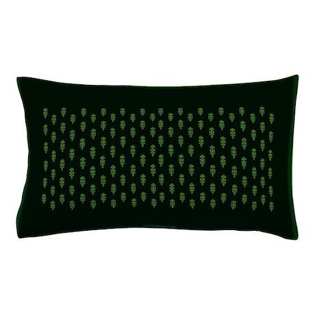 Green as Green Decor Pillow Case