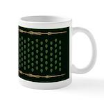 Green as Green Decor Mug