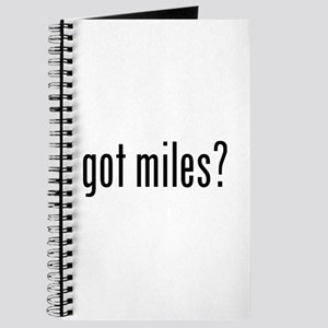 got miles? Journal