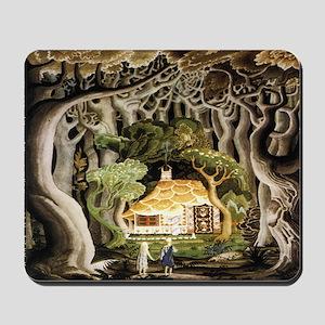 Hansel & Gretel Mousepad