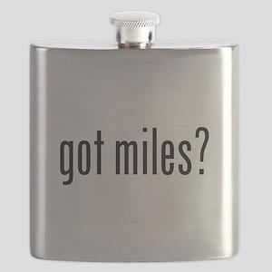 got miles? Flask