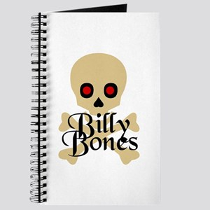 Billy Bones Journal