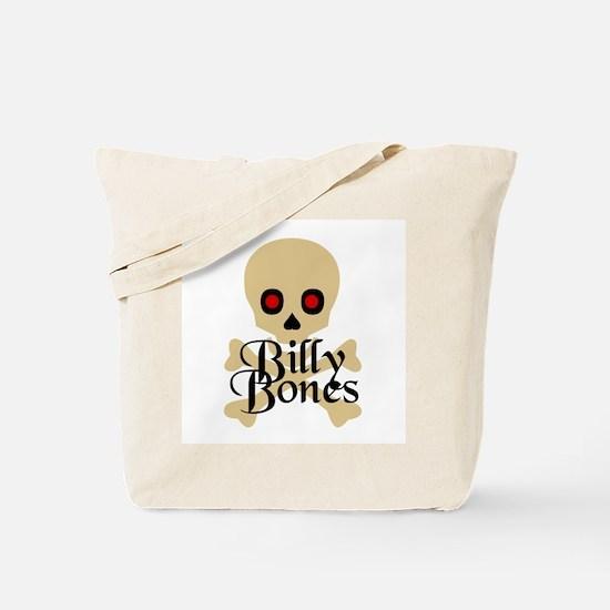 Billy Bones Tote Bag